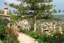 At Viklari (The Last Castle) in Peyia