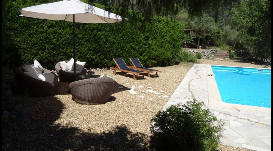 Pool and pool furniture