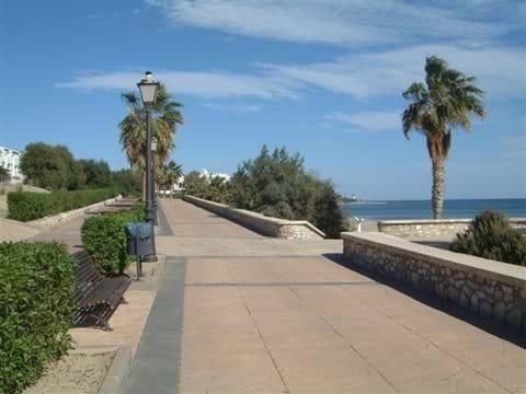 Promenade at Mojacar