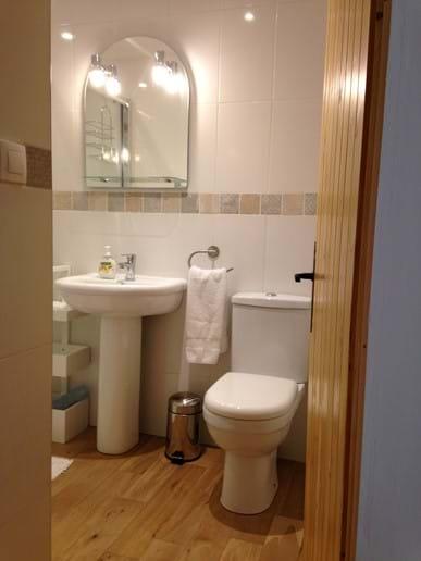 Annexe salle de bain privée