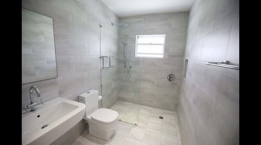 Driftwood Villa, Mullins, Barbados - Bathroom - Shower Room