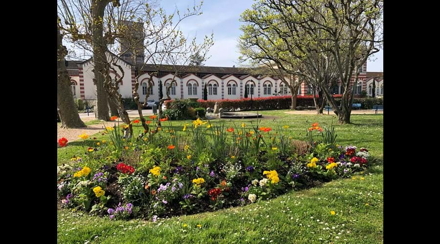 Springtime in Salies