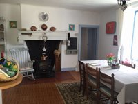 Kitchen with dining Room in Gite
