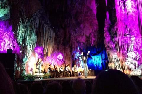 Caves at Nerja are Spectacular.