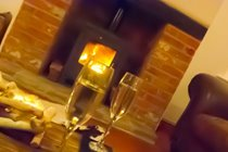 Relax in the lounge at Benbow Cottage