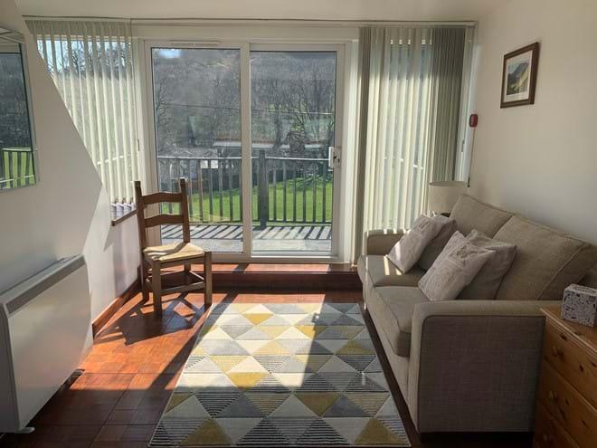 Light and spacious top floor bedroom