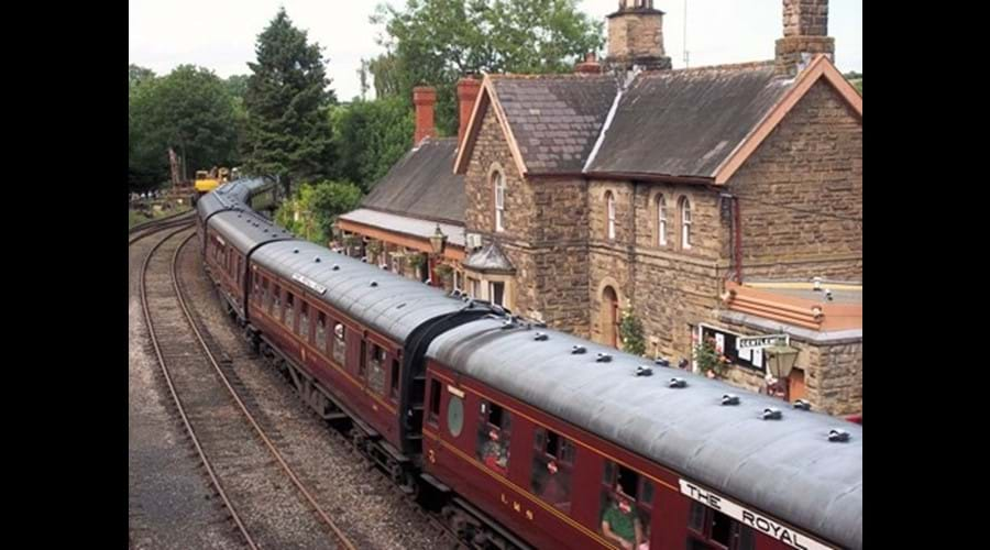 SEVERN VALLEY RAILWAY- BRIDGNORTH