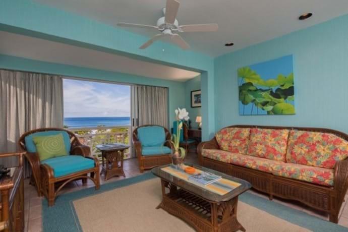 Living Room Garden Suite