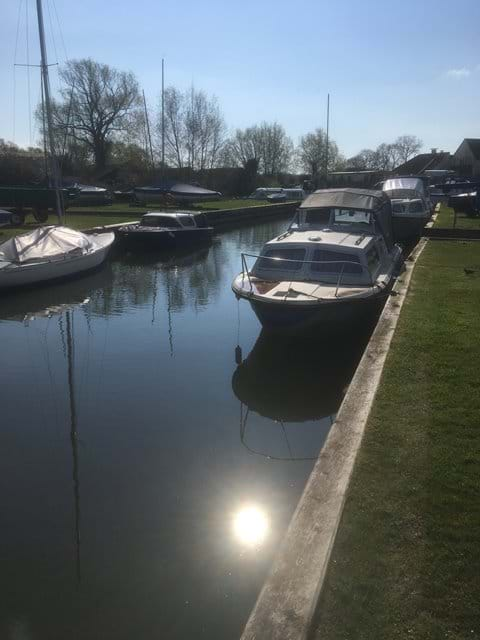 Hickling Broad Boat Hire