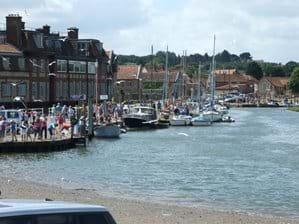 Blakeney Harbour - North Norfolk