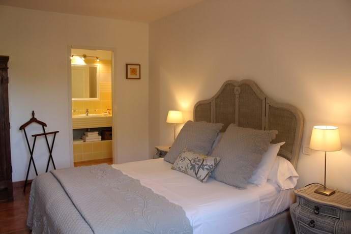 Bedroom 1, ensuite