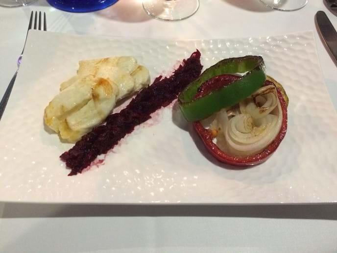 Posh Greek food from Sebastians