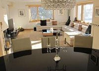 Stylish and Elegant Living and Dining Room