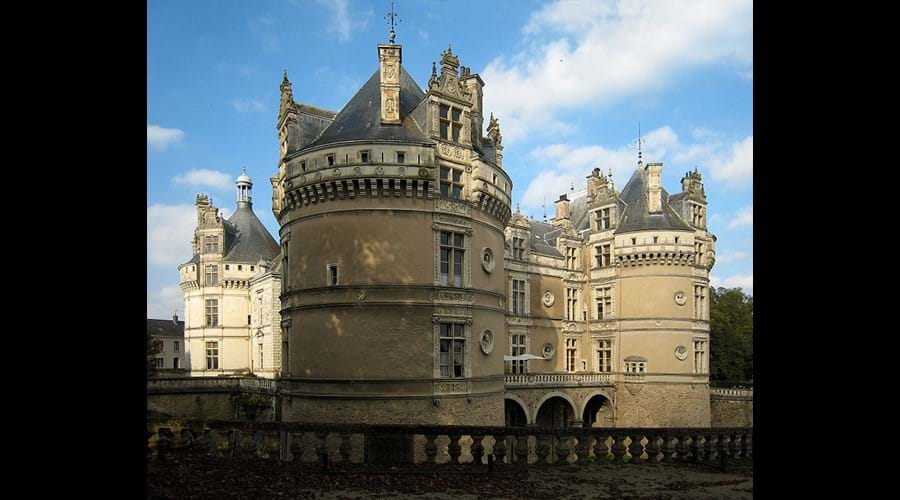 Our local Château - Le Lude