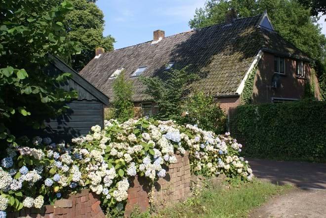 'Onder de Eiken' - een woonboerderij uit 1836