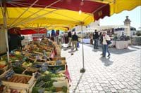 stroll at some of the local markets