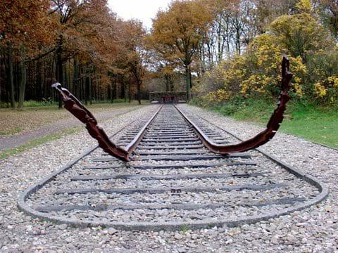 Westerbork WWII transit camp