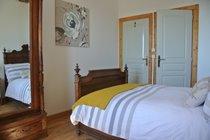 En suite double room, La Cardabelle
