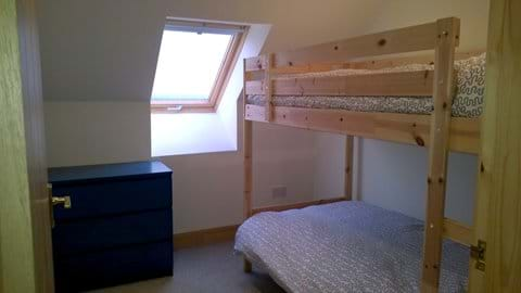 3rd Bedroom with bunkbeds