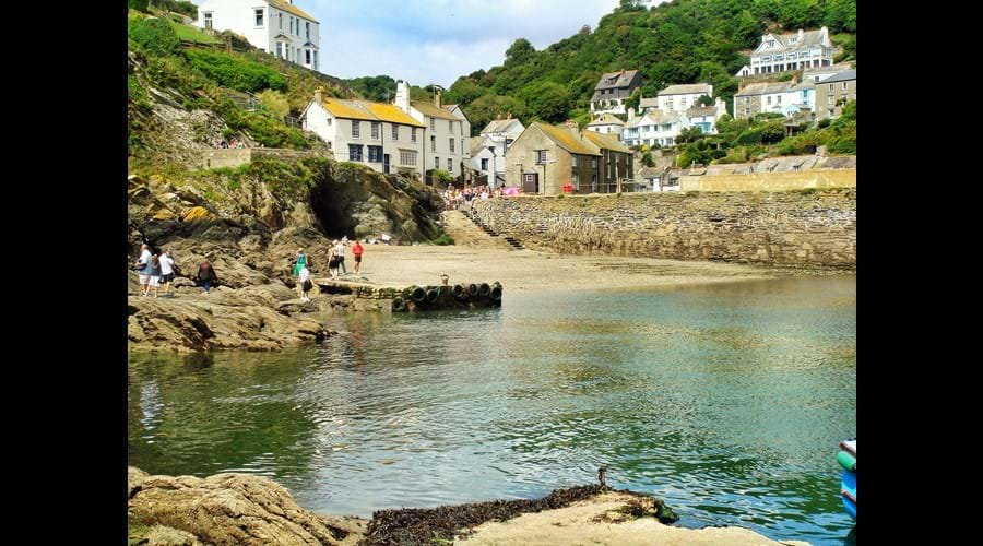 Polperro Beach