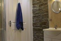 Upstairs shower room