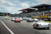 24h Classic Le Mans, every 2 years