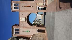 Moorish gate, Comares