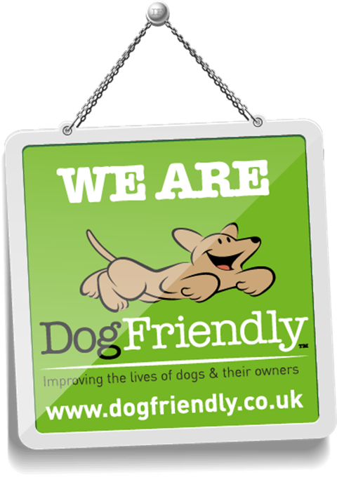 Rhoslwyn, Station Cottage & Station House are dog friendly!