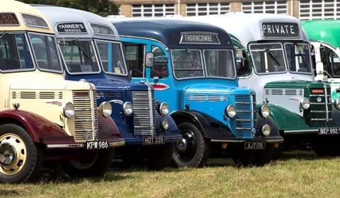 South Cerney Vintage show