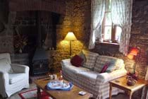 Le Fournil - Sitting Room