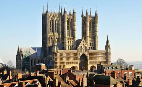 Lincoln cathedral - 41 miles