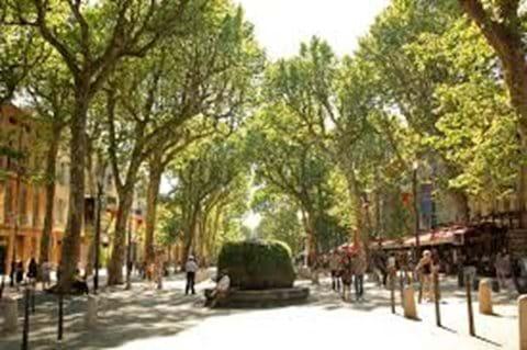 Cours Mirabeau - Aix