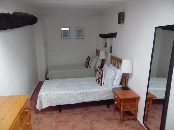Bedroom 1 Mezzanine Bedroom.