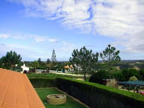 View from Casa Bela roof terrace
