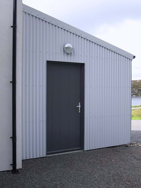 Secure store room
