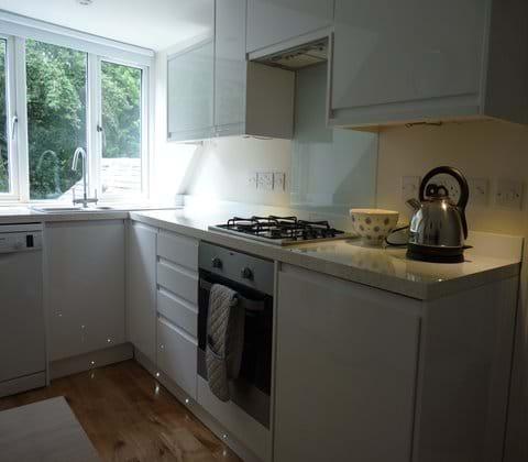 Flat 2 kitchen/dining