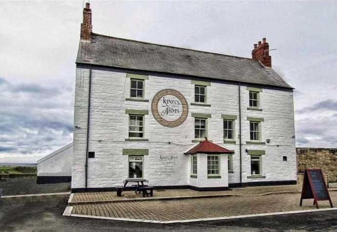Kings Arms Pub - Seaton Sluice