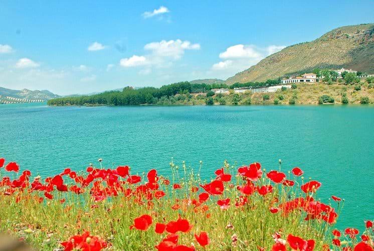 Iznajar Lake