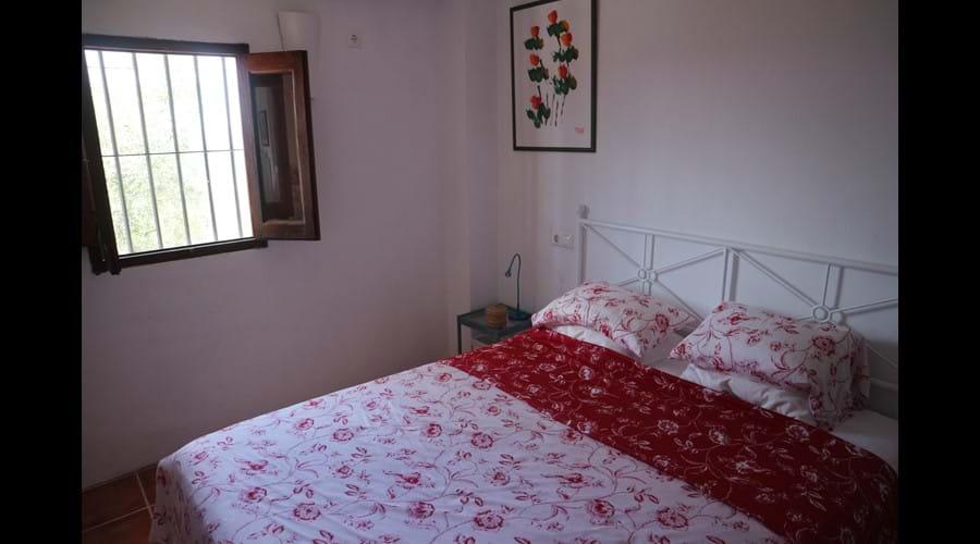 The poppy bedroom