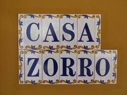 AS032 Casa Zorro