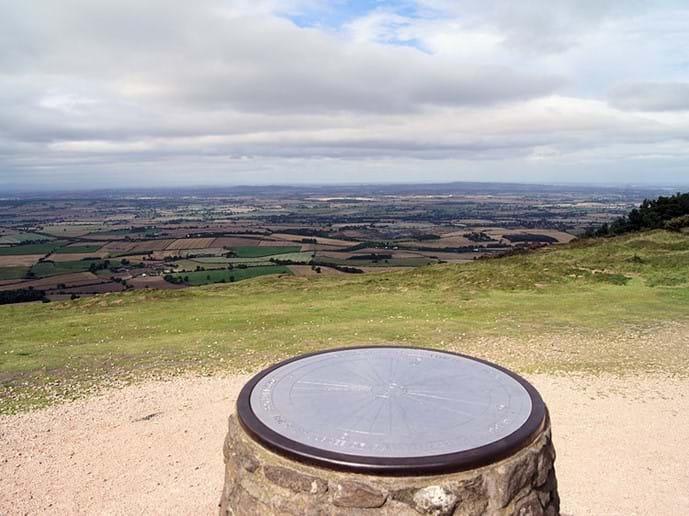 Top of The Wrekin