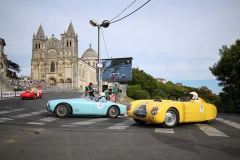 Circuits des remparts Angoulême (40 mins)