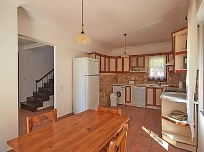 Villa Falcon - spacious kitchen/diner