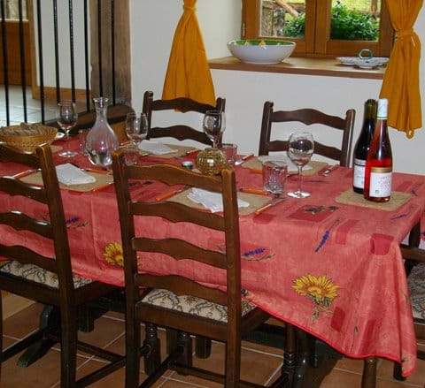 Eco-Gites of Leanult - a welcoming gite that sleeps 5 in the Calvados region of Normandy. Very family friendly