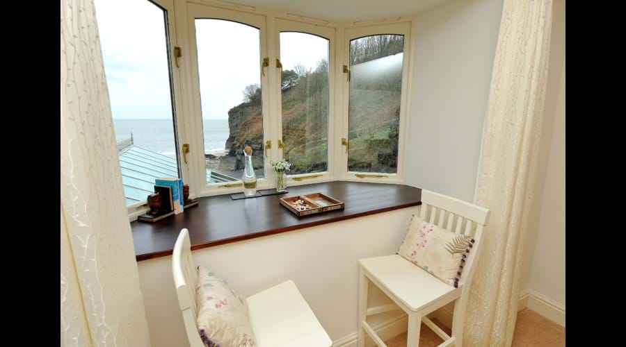 Master Suite View towards the sea