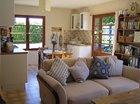 comfy three seater sofa