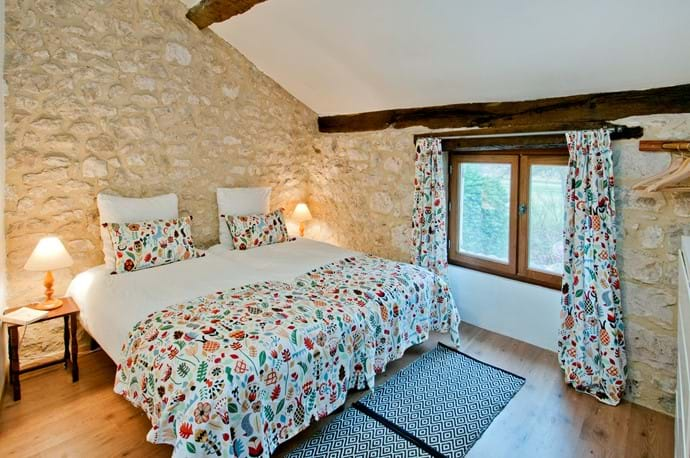 Yellow Room, Maison La Busaneth, Loubès Bernac, Aquitaine