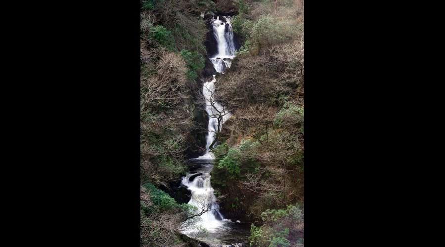 Devils Bridge Waterfalls