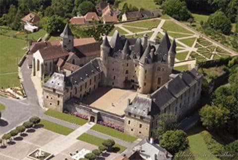 Chateau de Jumhilac