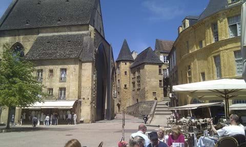 The jewel in the crown- the medieval town of Sarlat